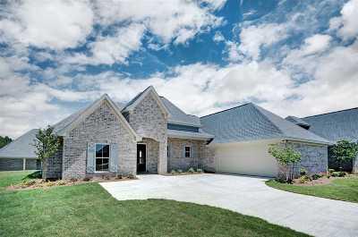 Flowood Single Family Home For Sale: 407 Duke Ct