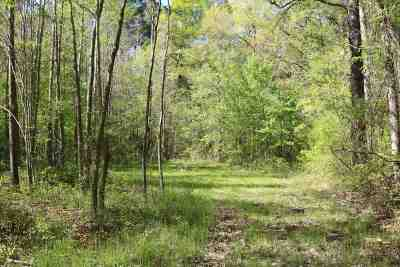 Attala County Residential Lots & Land For Sale: Attala County Rd 1106