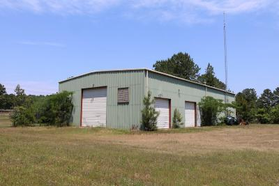 Attala County Commercial For Sale: Attala County Rd 2247