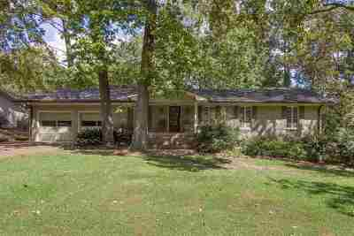 Jackson Single Family Home For Sale: 1830 Bellewood Dr