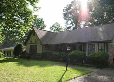 Hinds County Single Family Home Contingent/Pending: 5129 Sycamore Dr