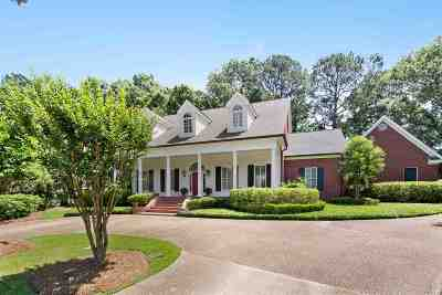 Ridgeland Single Family Home For Sale: 310 Oakmont Trl