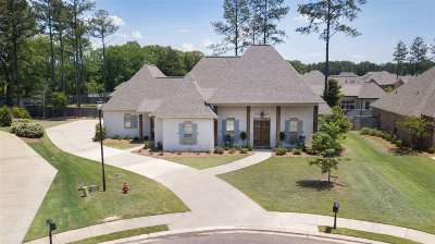 Madison County Single Family Home Contingent/Pending: 112 Grace Court