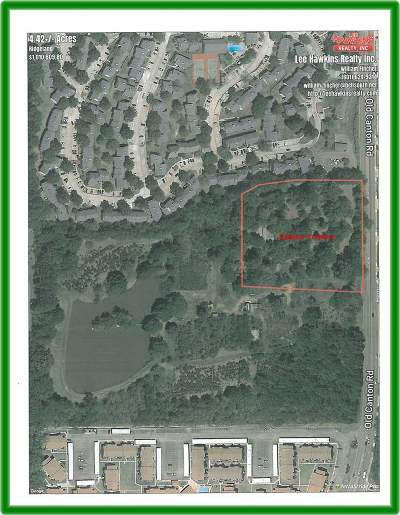 Madison County Residential Lots & Land For Sale: Old Canton