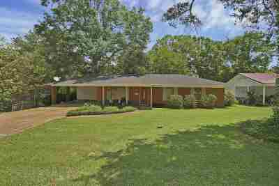 Mendenhall Single Family Home Contingent/Pending: 509 Oak St