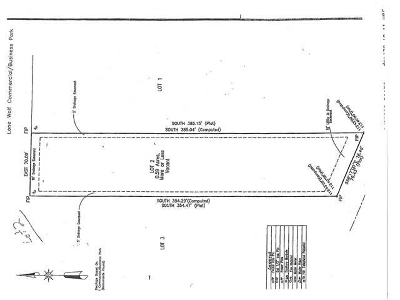 Madison Residential Lots & Land For Sale: 2 Lone Wolf Dr.
