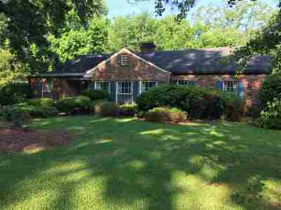 Jackson Single Family Home For Sale: 4105 Oakridge Dr