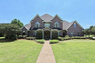 Ridgeland Single Family Home For Sale: 105 Carlton Blvd