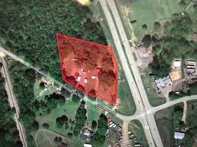 Richland Residential Lots & Land For Sale: 1141 Old Pearson Rd
