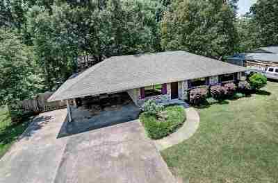 Pearl Single Family Home Contingent/Pending: 3337 Beaumont Dr