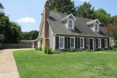 Jackson Single Family Home For Sale: 1619 Sheffield Dr
