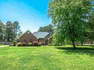 Hinds County Single Family Home Contingent/Pending: 331 Devonport Cir