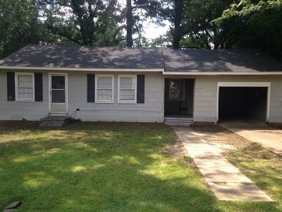 Jackson Single Family Home For Sale: 3553 Bowers St