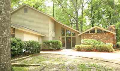 Jackson Single Family Home For Sale: 4929 Forest Hill Rd #1