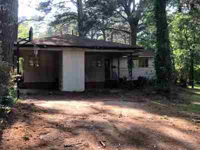 Jackson Single Family Home For Sale: 2743 E Benwood Dr