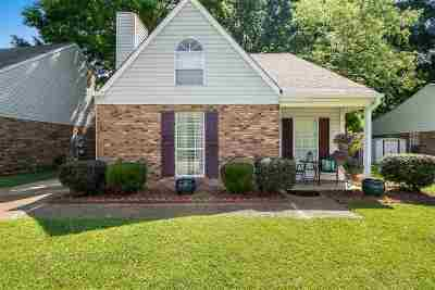 Madison County Single Family Home Contingent/Pending: 130 Haley Creek