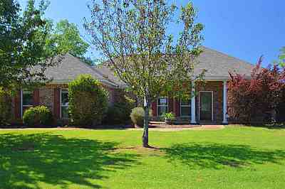 Richland Single Family Home For Sale: 107 Prewitt Cir