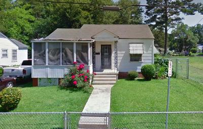 Hinds County Single Family Home For Sale: 408 Maple St
