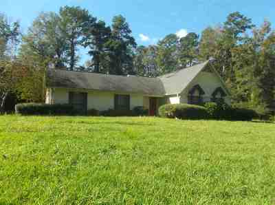 Leake County Single Family Home For Sale: 1538 Hwy 35 S