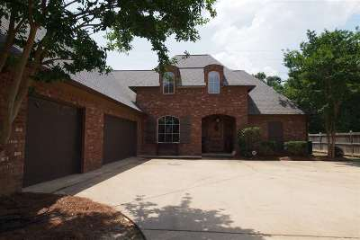 Canton Single Family Home For Sale: 135 Bradshaw Crossing Dr