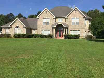 Hinds County Single Family Home For Sale: 1737 Suzanna Dr