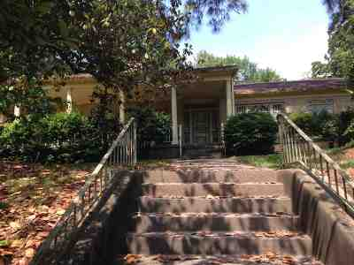 Hinds County Single Family Home Contingent/Pending: 633 Fredrica Ave