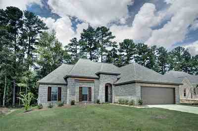 Single Family Home For Sale: 652 Conti Dr
