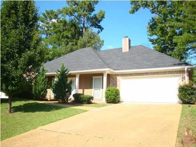 Ridgeland Single Family Home Contingent/Pending: 706 Towery Ct
