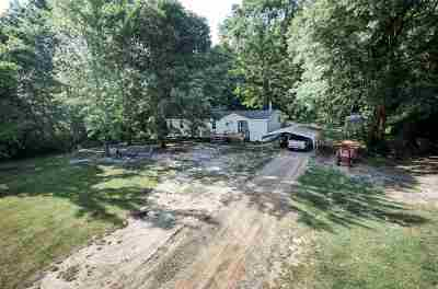 Rankin County Single Family Home Contingent/Pending: 600 Poplar Springs Rd