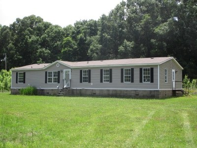 Hinds County Mobile/Manufactured For Sale: 115 Stone Creek Rd