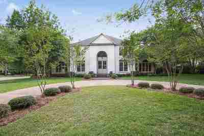 Ridgeland Single Family Home For Sale: 234 Sawbridge Dr