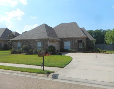 Single Family Home For Sale: 112 Meadow Pointe Cv