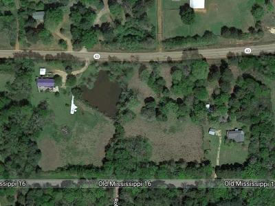 Canton Residential Lots & Land For Sale: 3152 Hwy 43 North