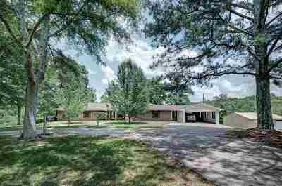 Scott County Single Family Home Contingent/Pending: 1508 Franklin Rd
