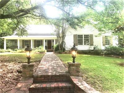 Jackson Single Family Home For Sale: 1972 Petit Bois