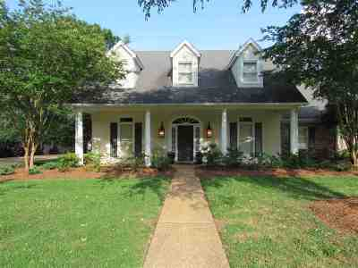 Ridgeland Single Family Home For Sale: 112 S Green Gate Crossing