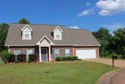 Brandon Single Family Home For Sale: 217 Camelot Way