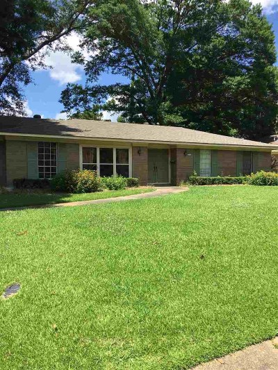 Jackson Single Family Home For Sale: 116 Old Canton Hill Dr