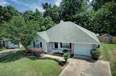 Hinds County Single Family Home Contingent/Pending: 4328 Blaine Cir
