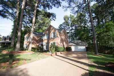 Jackson Single Family Home For Sale: 1545 Northlake Dr