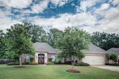 Single Family Home For Sale: 202 Belle Oak Dr