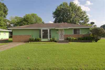Hinds County Single Family Home For Sale: 1391 Brinkley Dr