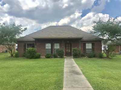 Pearl Single Family Home For Sale: 107 Whispering Oaks Xing