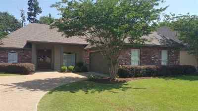 Brandon Single Family Home For Sale: 707 Tortoise Ridge