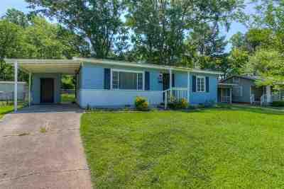 Jackson Single Family Home For Sale: 4150 El Paso St