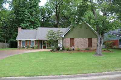 Jackson Single Family Home For Sale: 5830 Ferncreek Dr