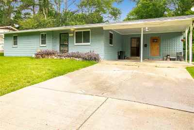 Jackson Single Family Home For Sale: 5016 Tulane Dr
