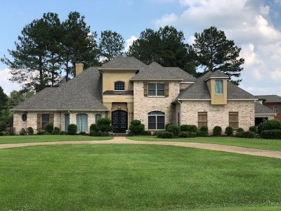 Ridgeland Single Family Home For Sale: 306 Pinehurst Cir