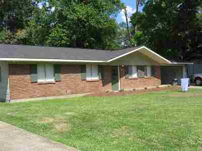Jackson Single Family Home For Sale: 3254 Woodview Dr