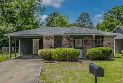Jackson Single Family Home For Sale: 6643 Glen Ridge Dr.